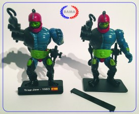 dos trap jaw