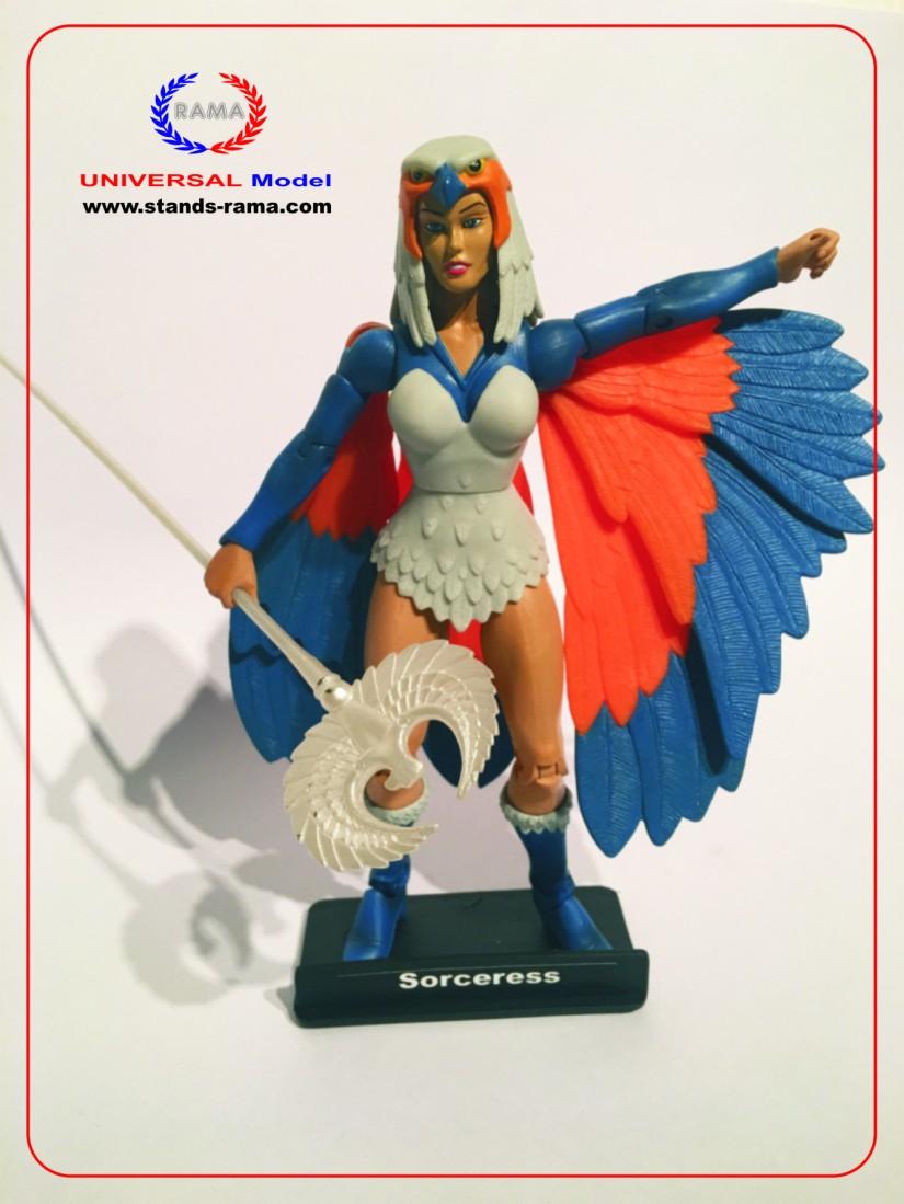 sorceress neca