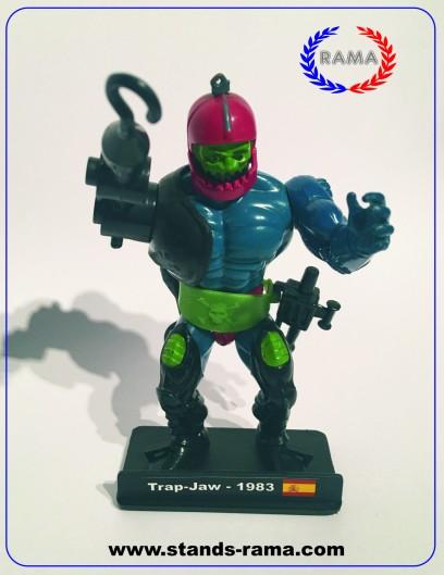 trap jaw base
